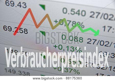 Verbraucherpreisindex