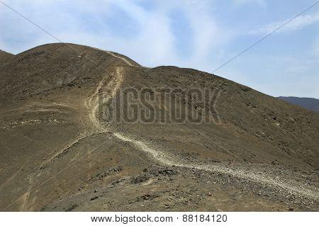 Desert Mountain Track