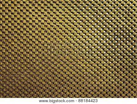 Texture Of Gold Color For Background