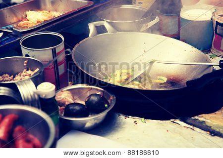 fasfood in thailand