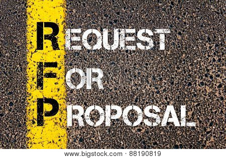 Business Acronym Rfp - Request For Proposal