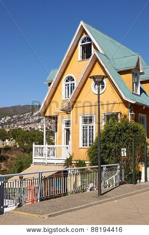 Historic Buildings of Valparaiso
