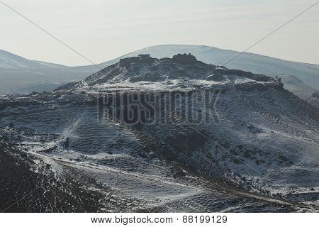 citadel, Ani, Turkey