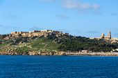 picture of maltese  - Sea view on Mgarr - JPG