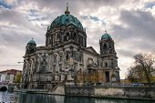 Постер, плакат: Berlin Cathedral