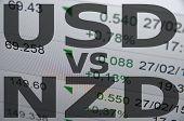 image of nzd  - US dollar versus New Zealand dollar  - JPG