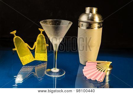 Cocktail Party - Still Life