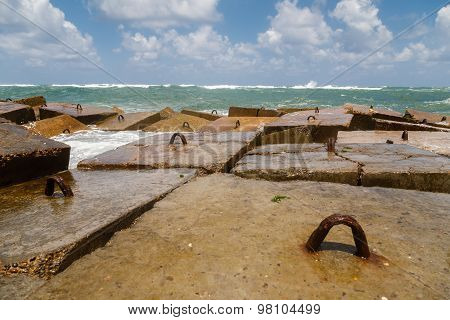 Alexandria Mediterranean Sea Shore