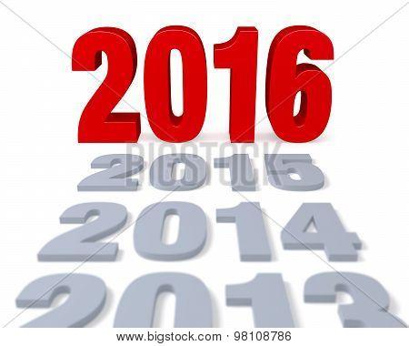2016 Arrives