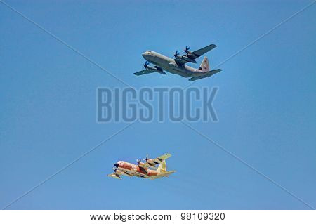 Military Planes