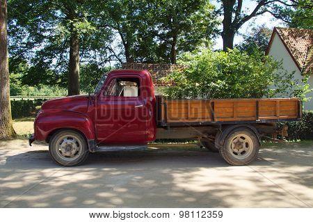 1950s pickup truck - Opel Blitz 1.75T