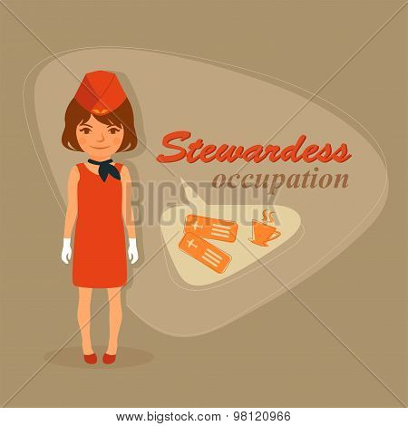 stewardess hostess,