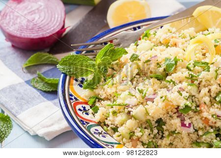 Couscus And Vegetables