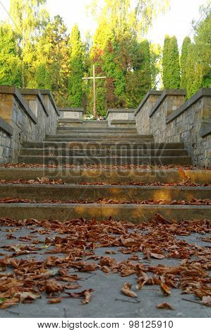 Stairs To The Cross