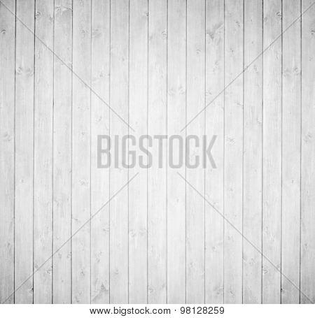 white wood panels.