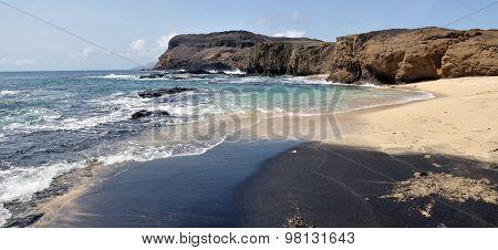 Dual Sand Beach