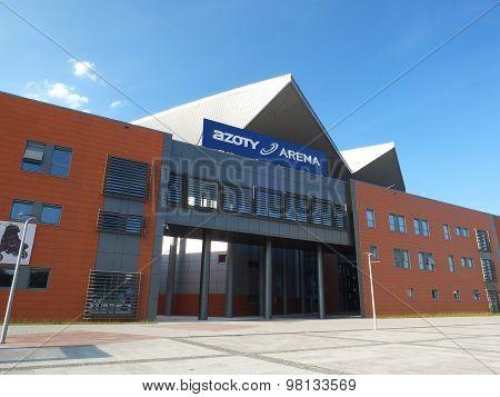 Arena Azoty in Szczecin