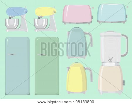 Kitchen Appliances,kitchenware