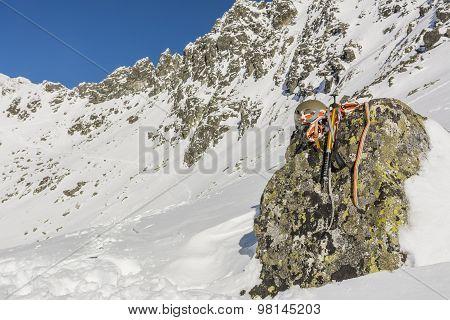Winter Equipment Mountaineer