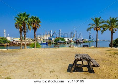 Kishon Park And Port, Haifa