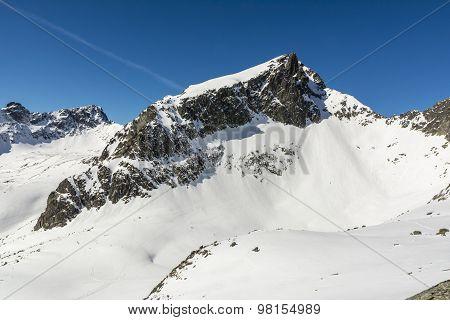 Jaworowy Szczyt (javorovy Stit) - Peak