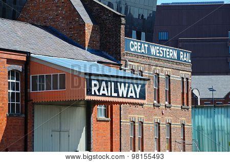 Great Western Railway building, Liverpool.