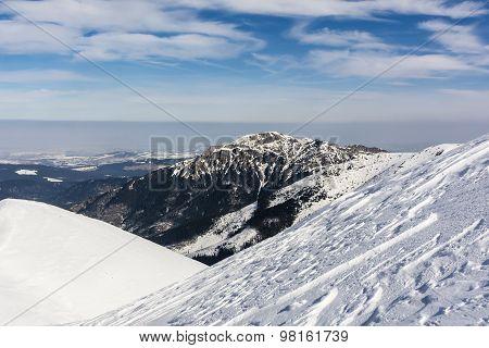 Kominiarski Wierch (kominy Tylkowe) - Peak
