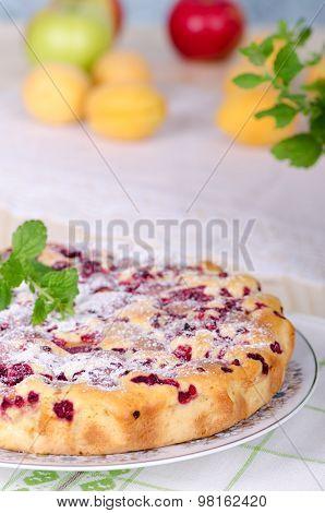 Fruit Pie, Homemade Cakes