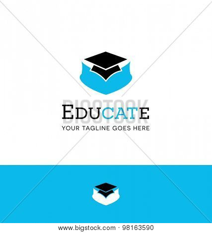 logo design for education or tutoring related services