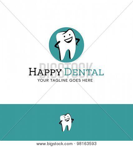 logo for dentist or dental related business
