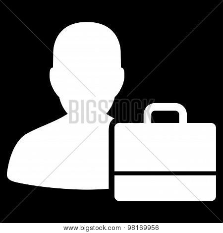 Accounter Icon from Commerce Set
