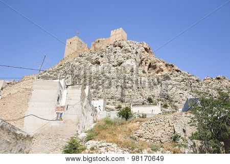Ancient Castle of Sax - Alicante - Spain