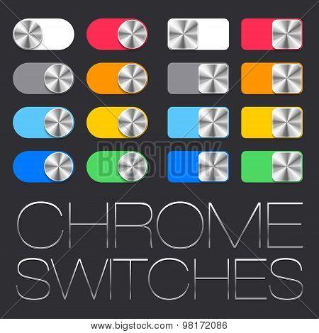 Chrome switches