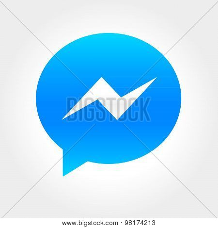 Instant Message Bubble Icon