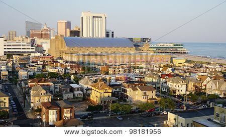 Atlantic City in New Jersey