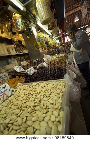Malaga Atarazanas Market