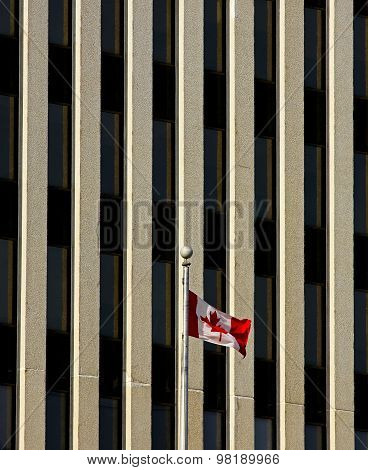 Flag Canada Office Building
