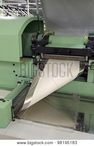 Cotton Spinning Machine Particular