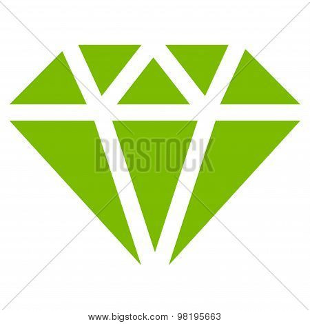 Diamond Icon from Commerce Set