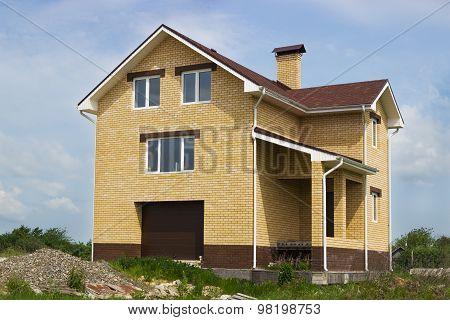 New High Brick House