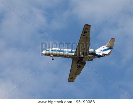 Passenger Aircraft Yak-40K