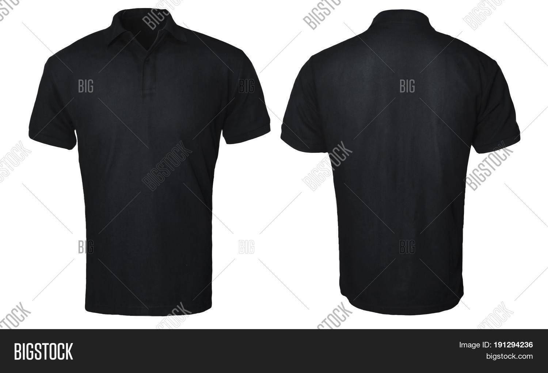 blank polo shirt mock template image amp photo bigstock