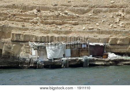 Abstract Settlement In Musandam