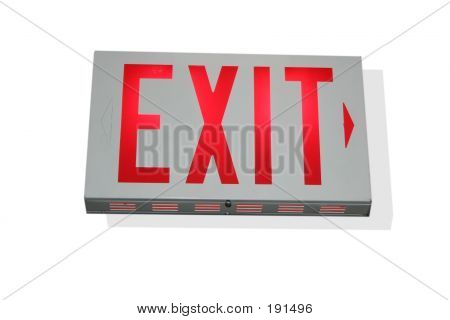 Exit To The Right