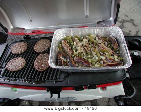 Tailgating Grill