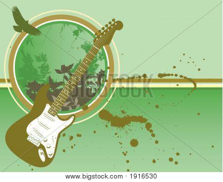 Music Grunge Bg-2
