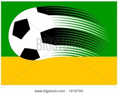 Speeding Soccerball