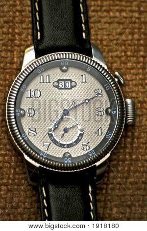 Chrome Watch