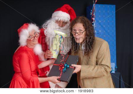Xmas Present, Gift