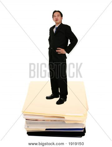 Stand On Top Folder